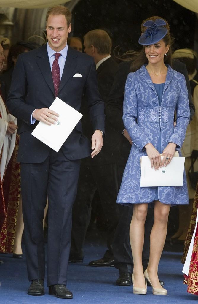 Kate et William fêtent les 90 ans du Duc d'Edimbourg !