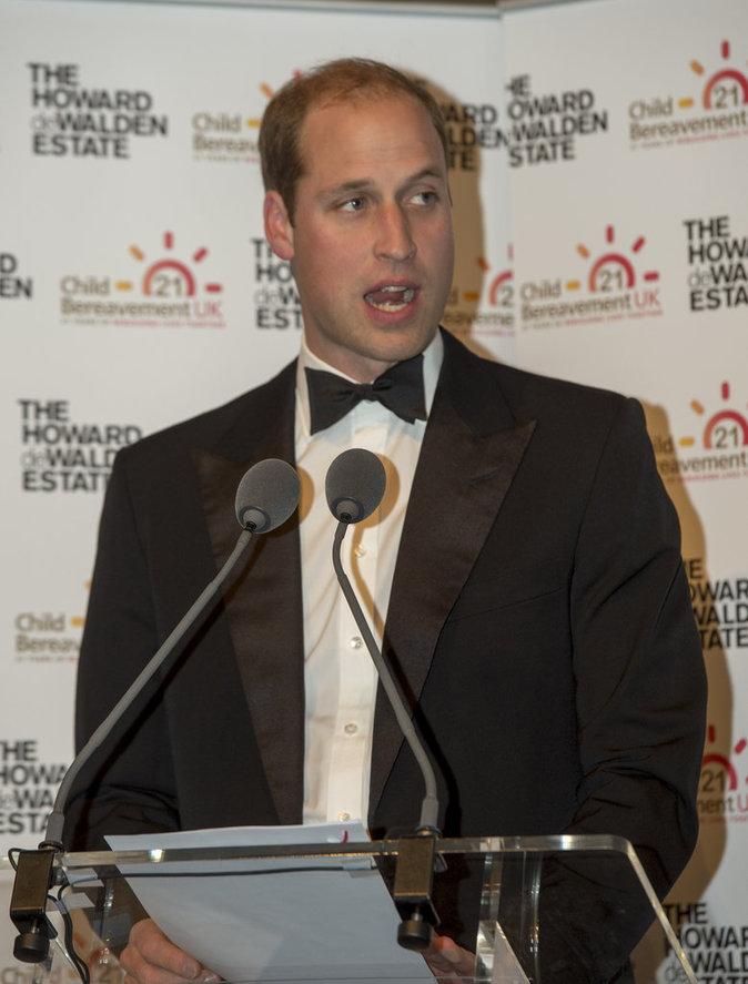 Photos : le prince William revient sur la terrible disparition de sa mère...