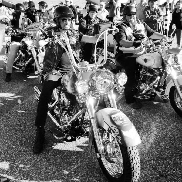 Le biker