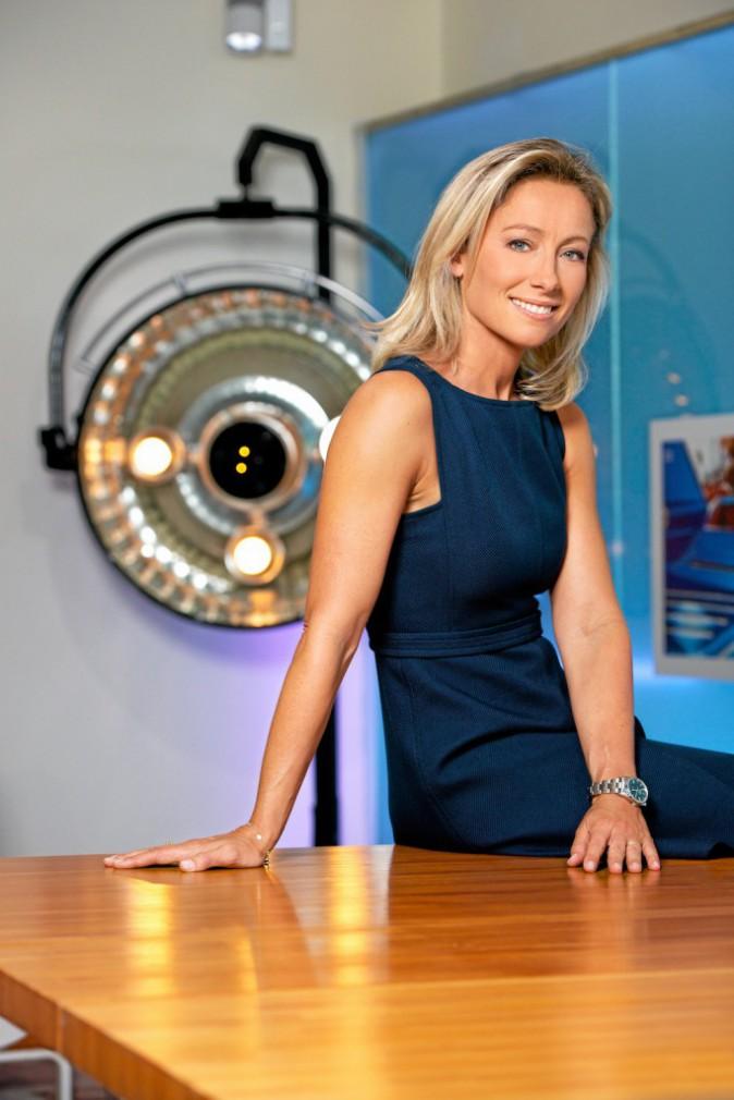 Anne-Sophe Lapix : la relève est assurée !