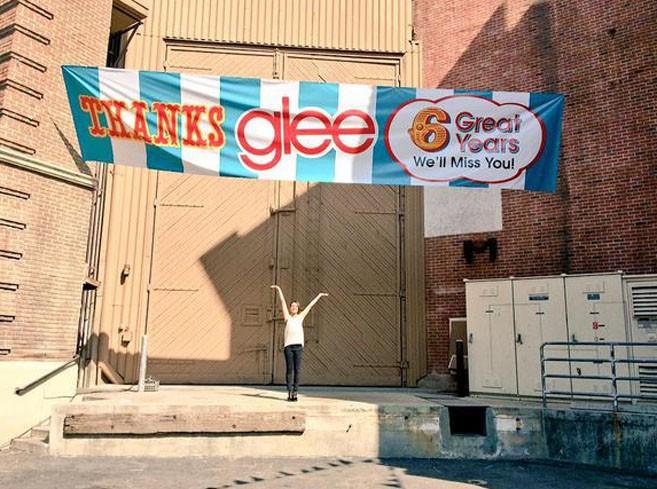 Lea Michele : ça y est, Glee c'est fini !