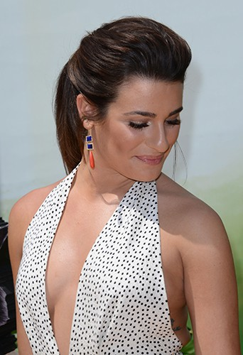 Lea Michele à Los Angeles le 3 mai 2014