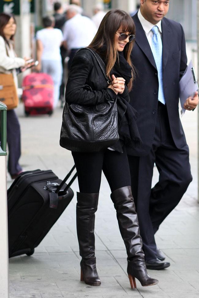 Lea Michele le 30 mai 2012 à Vancouver