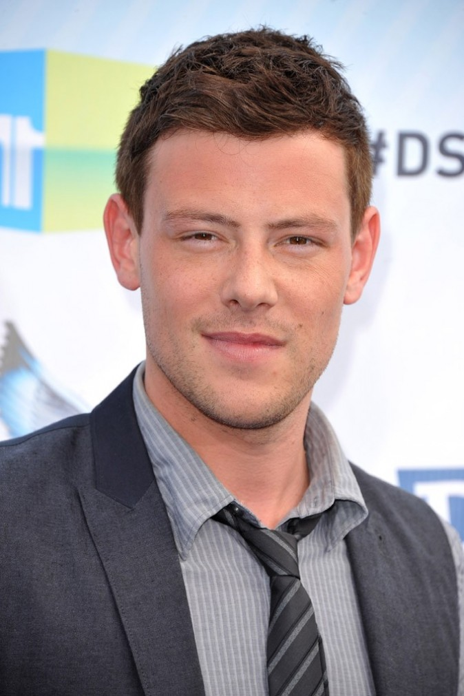 Cory Monteith à la cérémonie des Do Something Awards le 19 août 2012 à Santa Monica