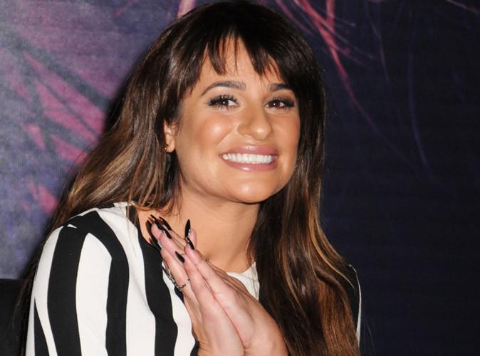 Lea Michele : trop heureuse d'aller à la rencontre de ses fans pour la sortie de son premier album !