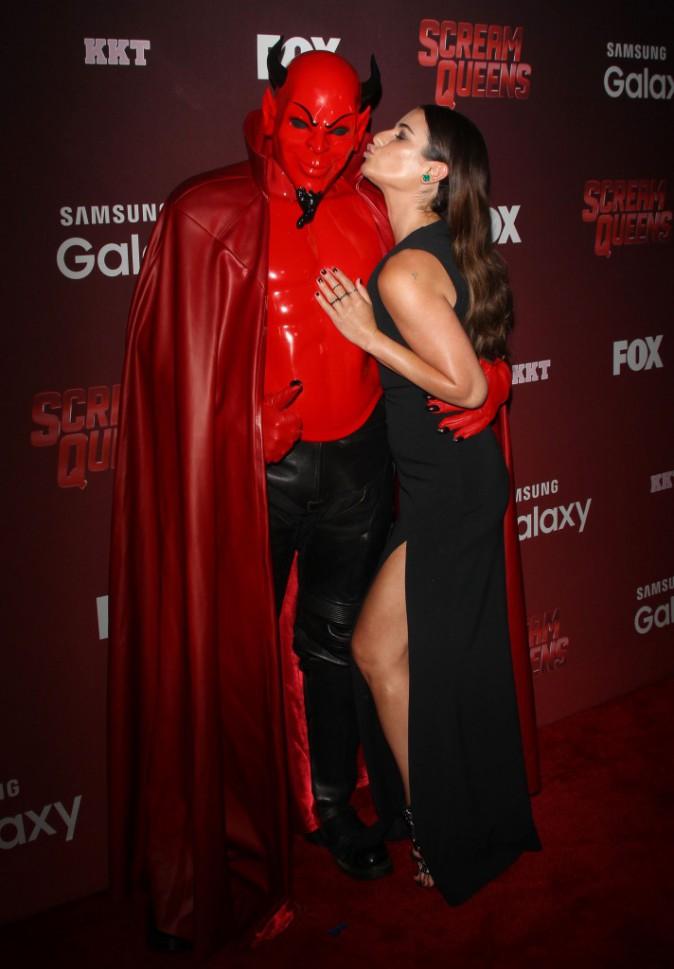 Lea Michele le 21 septembre 2015