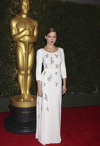 Léa Seydoux à Los Angeles le 16 novembre 2013