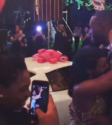 Photos : LeBron James : sa femme sous le choc en découvrant son cadeau d'anniversaire !