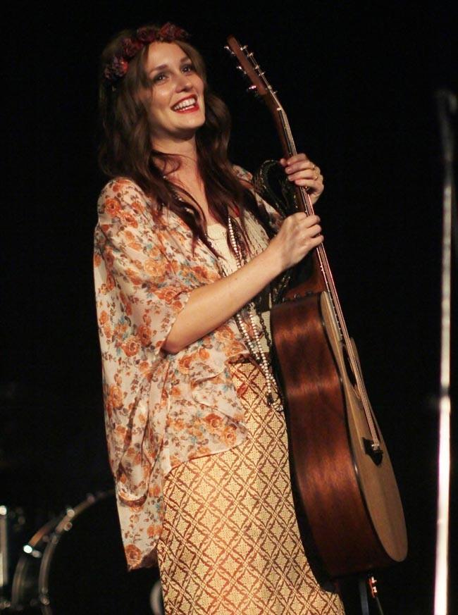Leighton Meester, version chanteuse !