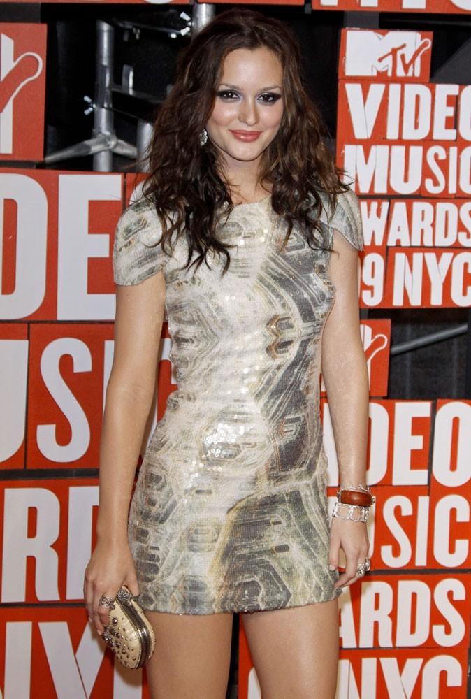 Photos : Leighton Meester en 2009