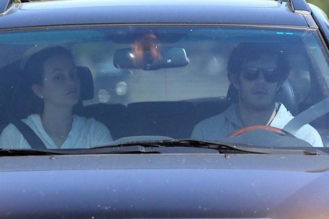 Leighton Meester passe la nuit avec Adam Brody avant de filer chez la pédicure !