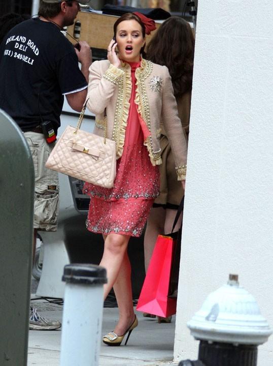 Blair Waldorf, un personnage accro au shopping !