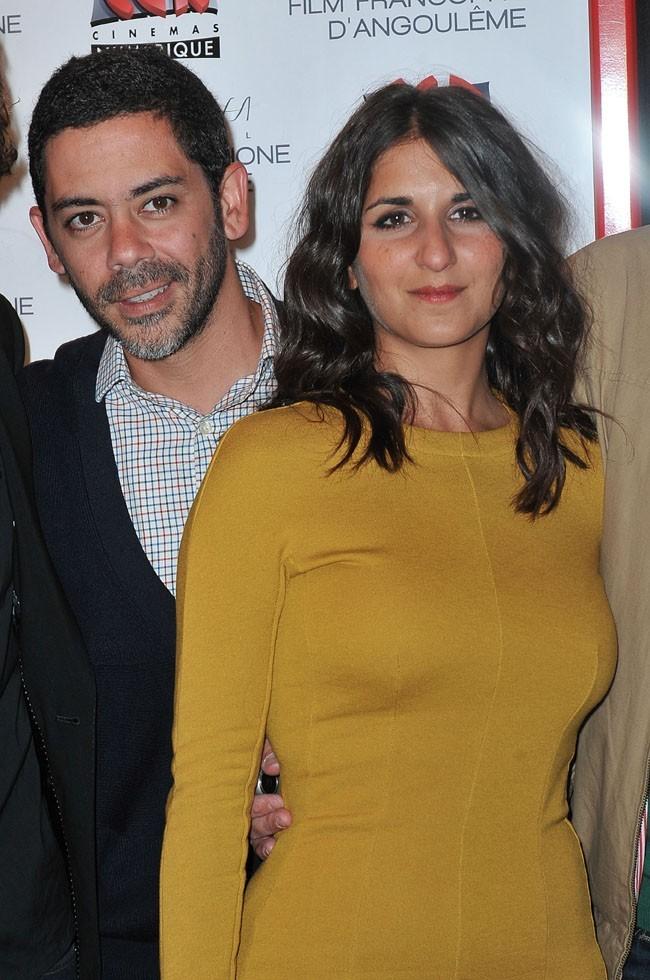 Leïla Bekhti et Géraldine Nakache au Festival d'Angoulême pour Nous York le 25 août 2012