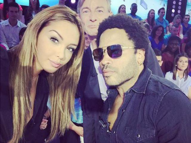 Photos : Lenny Kravitz ne reconnait pas Nabilla, Enora la tacle une nouvelle fois !