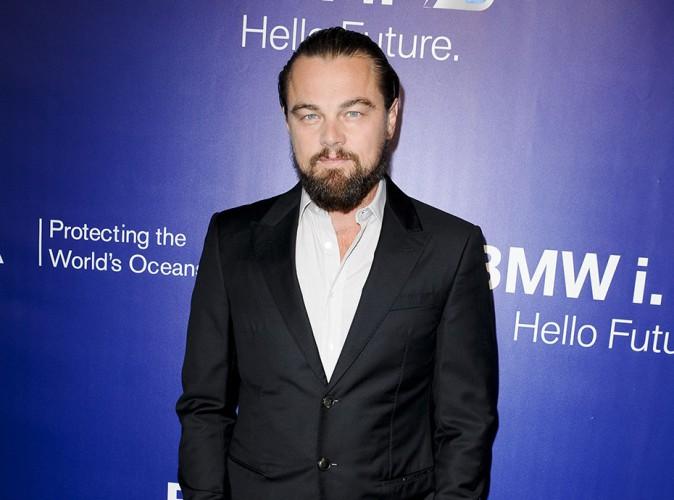 Leonardo DiCaprio à Laguna Beach le 16 août 2014