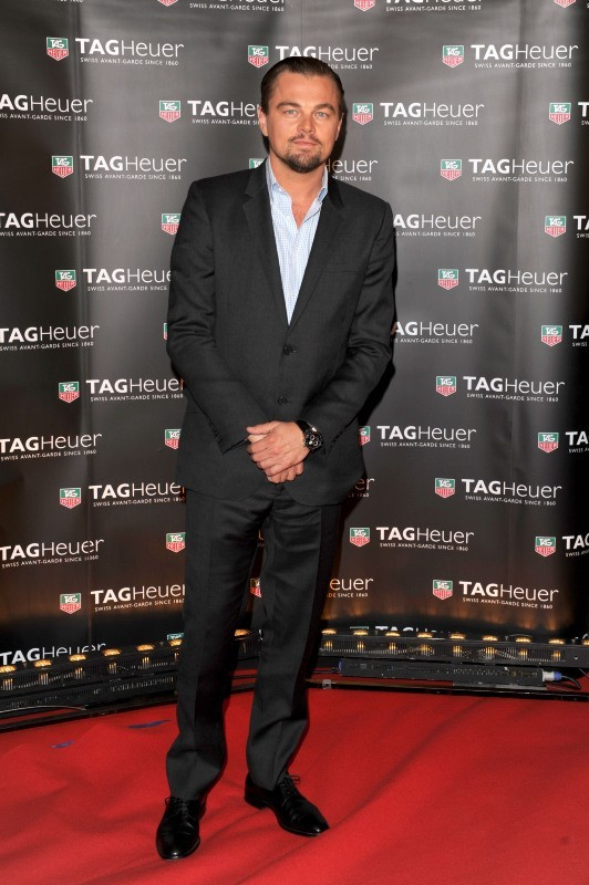 Leonardo DiCaprio le 25 mai 2013 à Monte-Carlo