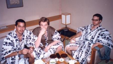 Leonardo DiCaprio et Tobey Maguire seulement quelques mois avant de devenir des acteurs connus