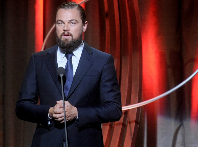 Leonardo DiCaprio : h�te d'honneur aux Clinton Global Citizen Awards !