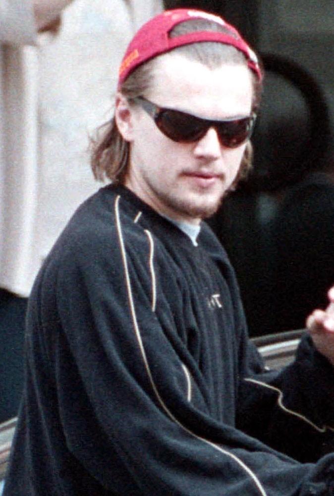 Photos : Leonardo DiCaprio en 2001