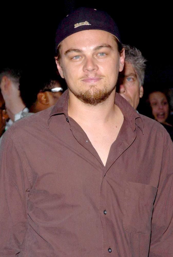 Photos : Leonardo DiCaprio en 2004