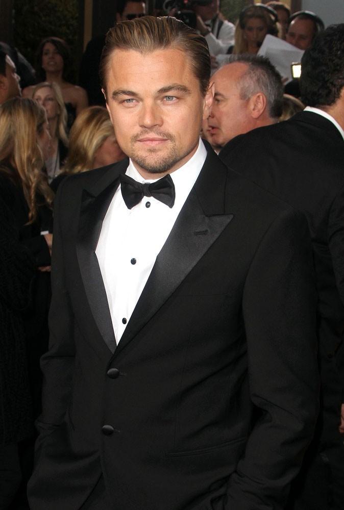 Photos : Leonardo DiCaprio en 2012