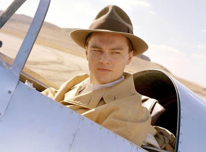 """Leonardo DiCaprio nommé """"meilleur acteur"""" pour Aviator en 2005 n'avait pas eu l'Oscar..."""
