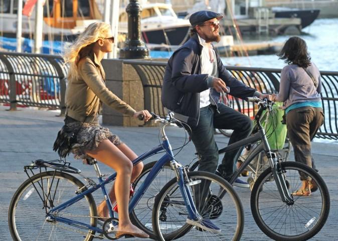 Balade en vélo dans les rues de la ville!