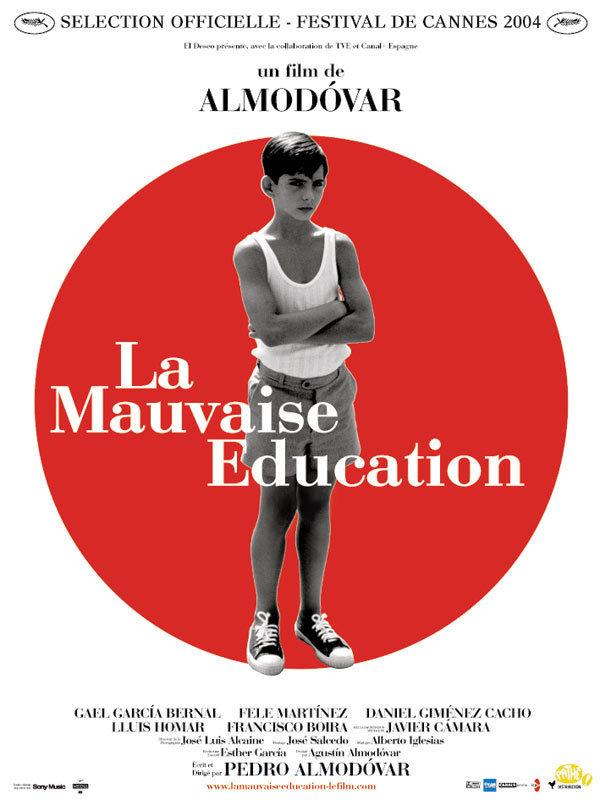 La mauvaise éducation (2004)