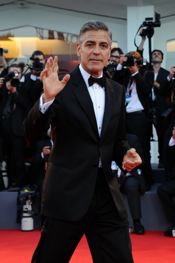 George Clooney a empoché la coquette somme de 40 millions de dollars pour les pubs Nespresso