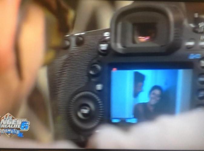 Anaïs et Benjamin réussissent leur premier tournage de pub