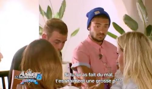 Les deux Julien rejettent la faute sur Nelly