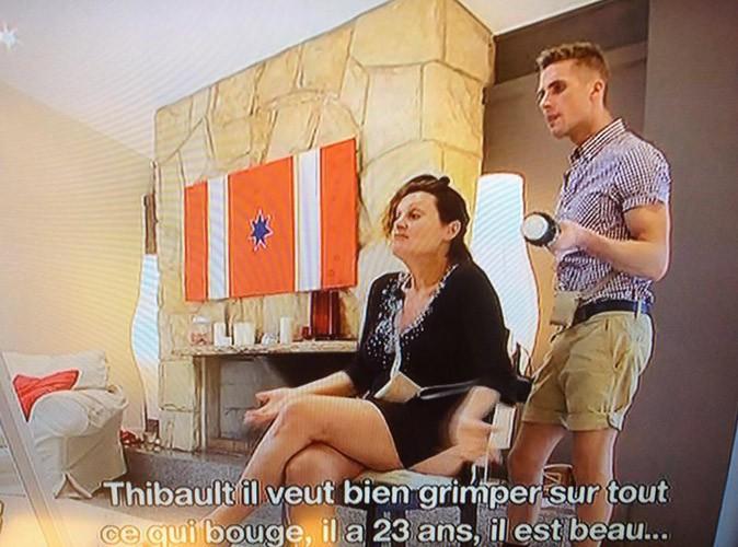 Fred explique qu'elle veut mettre Vanessa entre Shanna et Thibault
