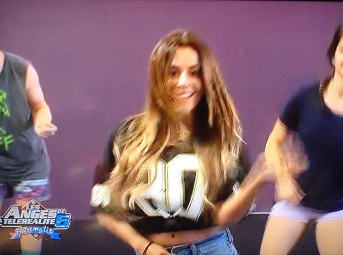 Anaïs s'éclate enfin avec la danse sur une choré hip hop !