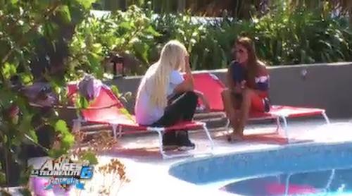 Anaïs se réconcilie avec Amélie et Eddy !