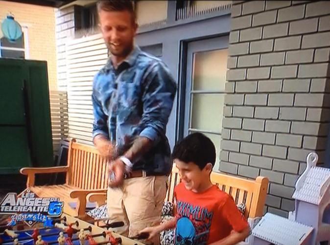 Eddy, Julien et Benjamin vont s'occuper des enfants