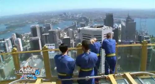 La plus belle vue de Sydney