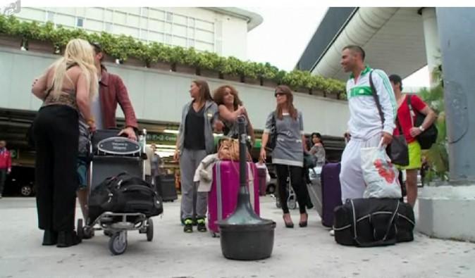 Loana arrive à Miami et découvre ses camarades de l'aventure