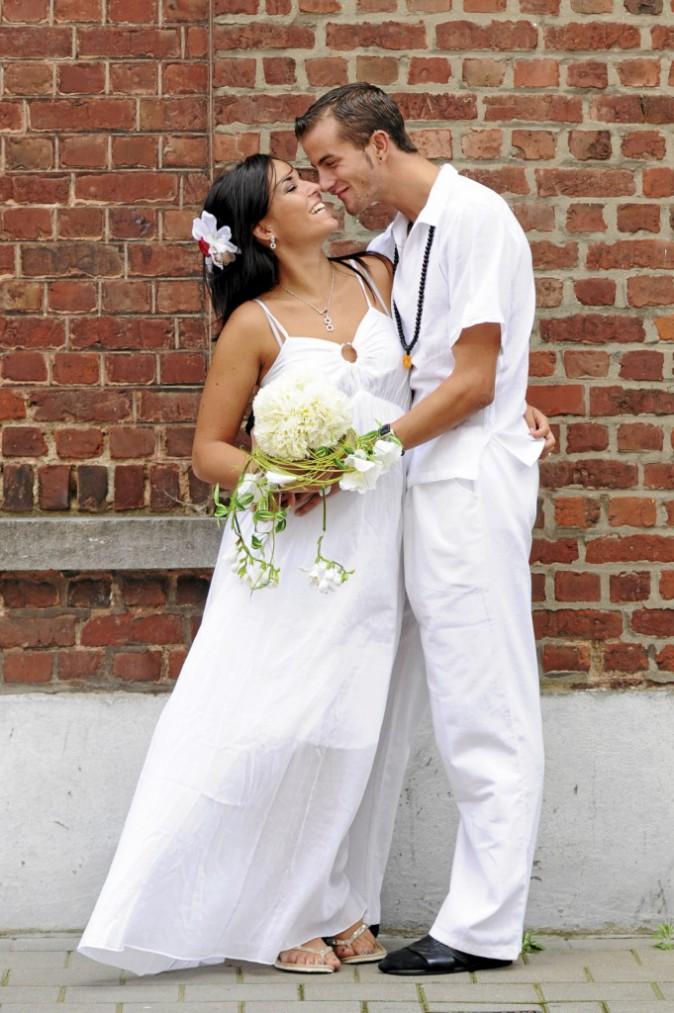 Le mariage de Kelly et Christopher, un lointain souvenir !