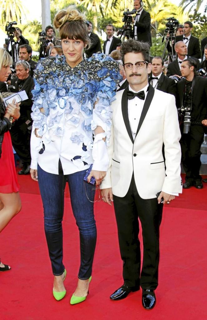 Daphné Burki et Gunther Love : en mode décalé !