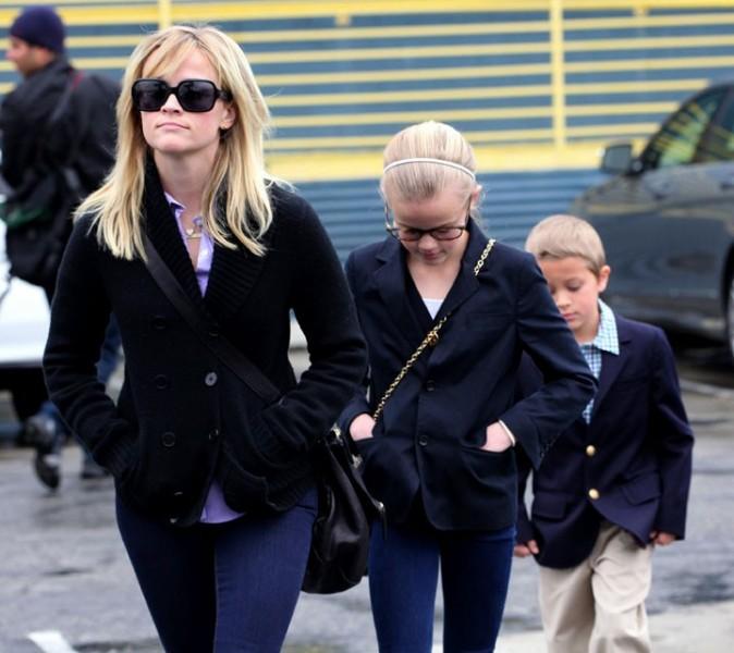 Photo : Ava et Deacon, les enfants de Reese Witherspoon