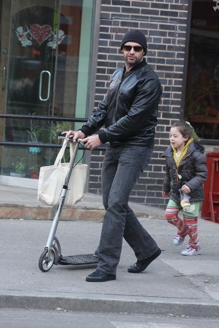 Photo : Ava, la fille de Hugh Jackman