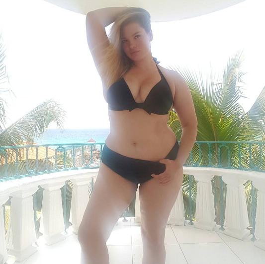 Tara Lynn, mannequin grande taille