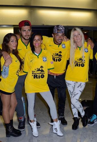 Photos : Les Marseillais à Rio : de retour en France, ils ont toujours la tête au Brésil !