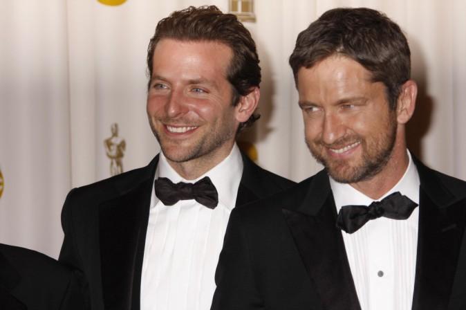 Bradley Cooper et Gerard Butler