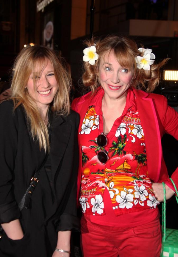 Ludivine Sagnier et Julie Depardieu