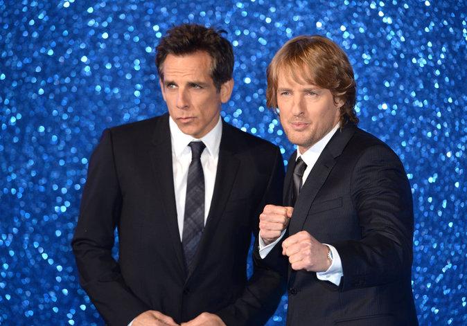 Owen Wilson et Ben Stiller partagent le même humour
