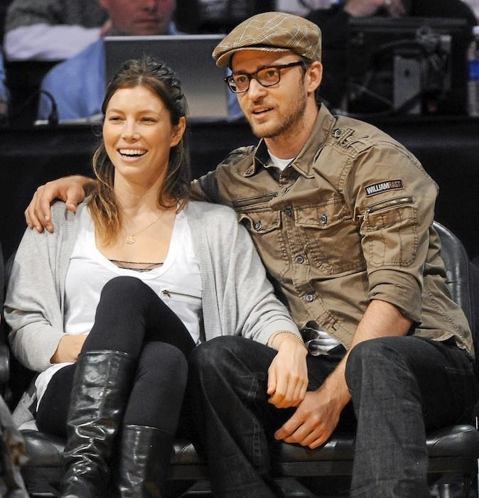 >> Jessica Biel et Justin Timberlake