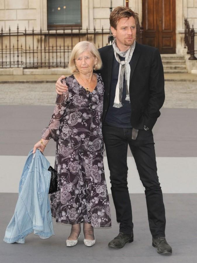 Ewan McGregor et sa grand-mère
