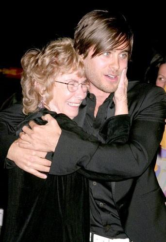 Jared Leto et sa grand-mère