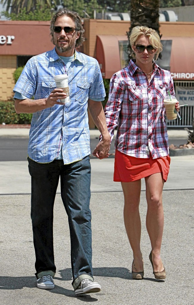 Britney Spears et son mec : too much ?